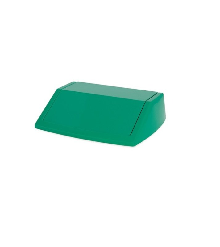 Addis 60 Litre Fliptop Bin Lid - Green- 512571