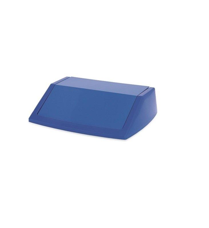 Addis 60l Fliptop Bin Lid-  Blue