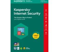 Kaspersky Internet Security 2018 1 Year 3 Devices FFP