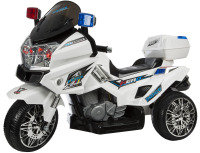 Kids Battery Operated Ride on Police Trike