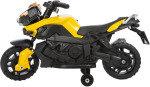 Kids Ride On Motorbike - Yellow