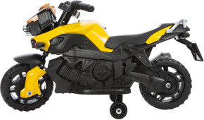 Kids Ride On Motorbike - Yellow