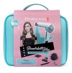 Remington Bombshell Blue Retro Dryer Pack- D4110OB