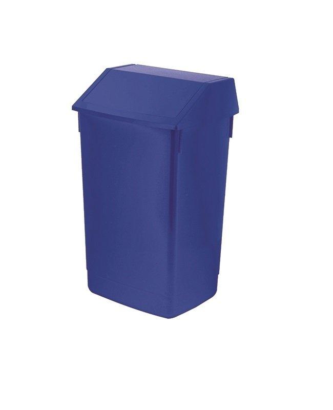 Addis 60 Litre Fliptop Bin Blue-  AG813424