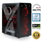 £1470.96, Chillblast Official Vexed Esports GTX 1070TI Gaming PC, Intel Core i5-8600K, 16GB, 2TB HDD, 250GB SSD, NVIDIA GeForce GTX 1070Ti 8GB, Windows 10 Home 64bit, 5 Year Standard Warranty,