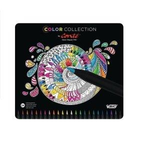 Bic Conte Colouring Pencils Assorted- 9277861