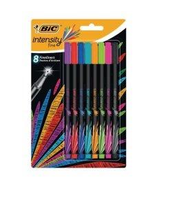Bic Intensity Fineliner Pens Assorted - 942075