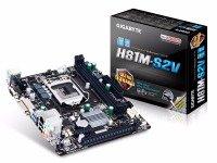 Gigabyte H81M-S2V LGA 1150 DDR3 mATX Motherboard