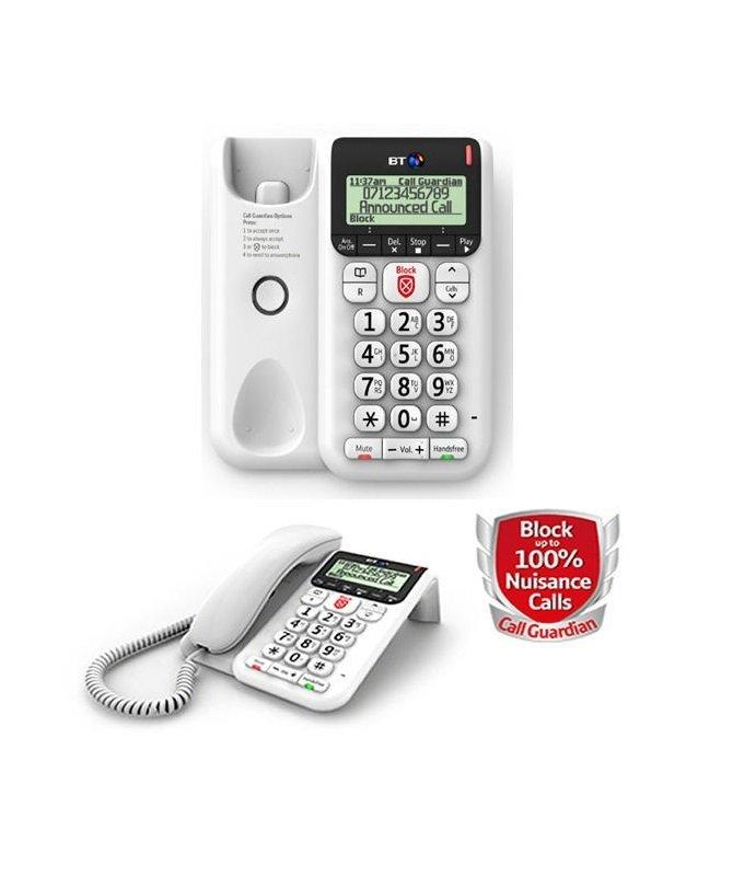 BT Decor 2600 Advanced Call Blocker 83154