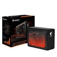EXDISPLAY Gigabyte AORUS GTX 1070 Gaming Box Portable Graphics Card