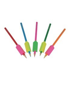 Classmaster Pencil Grips Assorted ( 10 Pack ) - PG10A