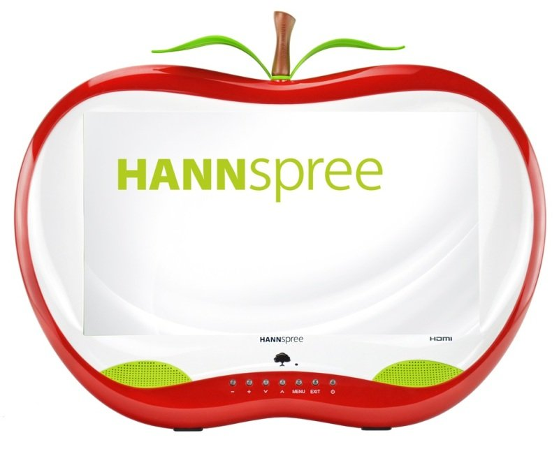HANNSapple 18.5 HD Ready HDMI LED Apple Monitor
