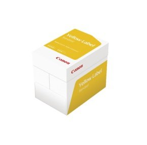 Canon Yellow Label Standard ECF A4 Paper 80gsm (Pack of 2500) 97003515