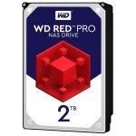 """WD Red Pro 2TB Serial ATA-600 3.5"""" 7200 rpm Internal Hard Drive - CMR"""