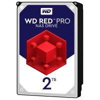 "WD Red Pro 2TB Serial ATA-600 3.5"" 7200 rpm Internal Hard Drive"