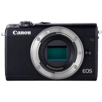 Canon EOS M100 CSC Black Camera Body Only