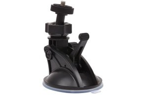 Large Suction Mount for Action Cam and Camera with tripod mount