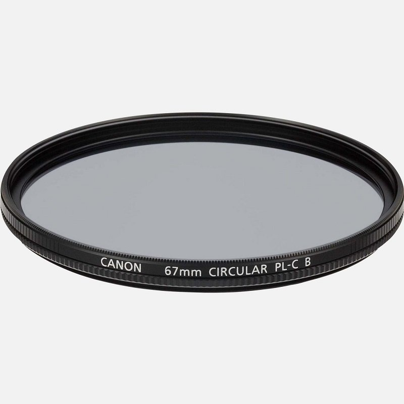 Canon PL-C B 67mm Polarising Filter
