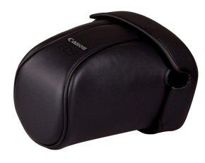 Canon EH21-L Leather Case Black for EOS 60D 70D