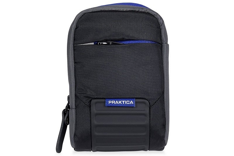 PRAKTICA Bumper Protection Compact Camera Case Black Medium to Large WP240
