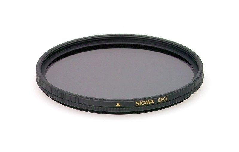 Sigma 72mm EX DG Wide Circular Polarizing Filter Multi Layer Coated