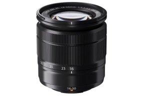 Fujifilm XC-16-50mm f/3.5-5.6 OIS MK II Lens - Black