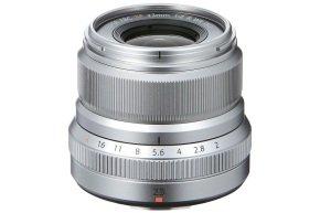 Fujifilm XF-23mm f/2.0 R WR Silver