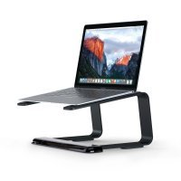 Griffin Elevator Computer Laptop Stand - Black/Clear