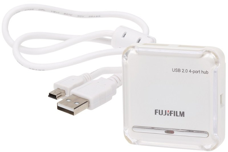 Image of Fujifilm 4 Port USB 2.0 Hub