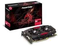 EXDISPLAY Powercolor AMD RX 580 8GB DDR5 Red Dragon Graphics Card