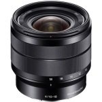 Sony SEL1018 10-18mm f/4.0 Zoom Lens E Mount for NEX series