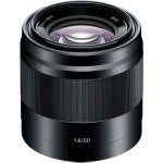 Sony SEL50F18 E 50mm f/1.8 OSS Lens  E Mount for NEX series - Black