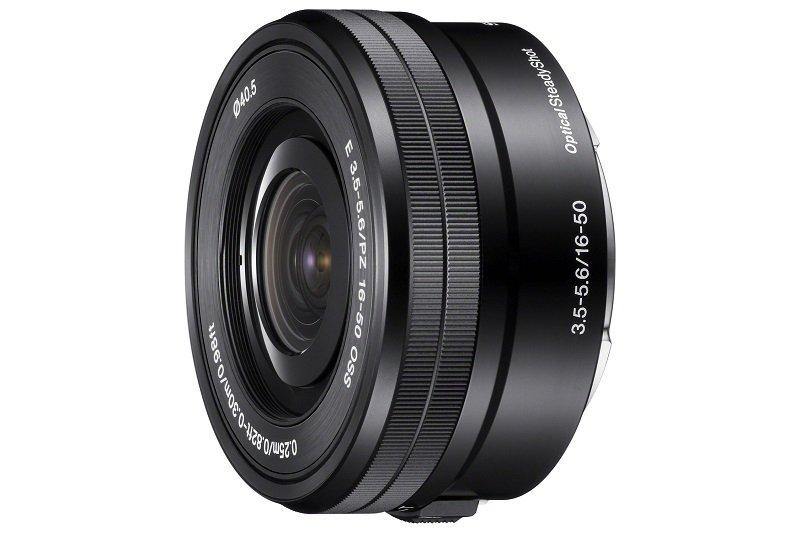 Sony SELP1650 E PZ 16-50mm F3.5-5.6 OSS Lens