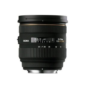 Sigma 24-70mm f/2.8 EX DG IF HSM Zoom Lens Sony Fit