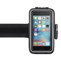 Storage Plus Armband for iPhone 6 and iPhone 6s - Black- F8W669BTC00