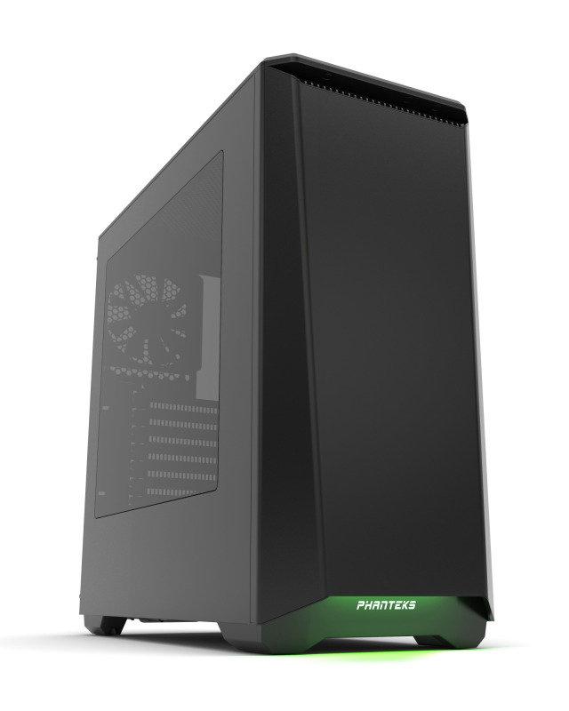 Image of Phanteks Eclipse P400 Midi Tower Case - Black Window