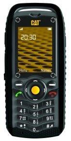 Cat B25 218970 Smartphone Single SIM Black