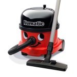 Numatic Commercial Vacuum Cleaner 230V - Red / Black