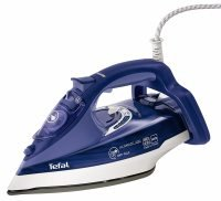 Tefal FV9736 Ultimate Anti Scale Steam Iron, 2800 W, Blue