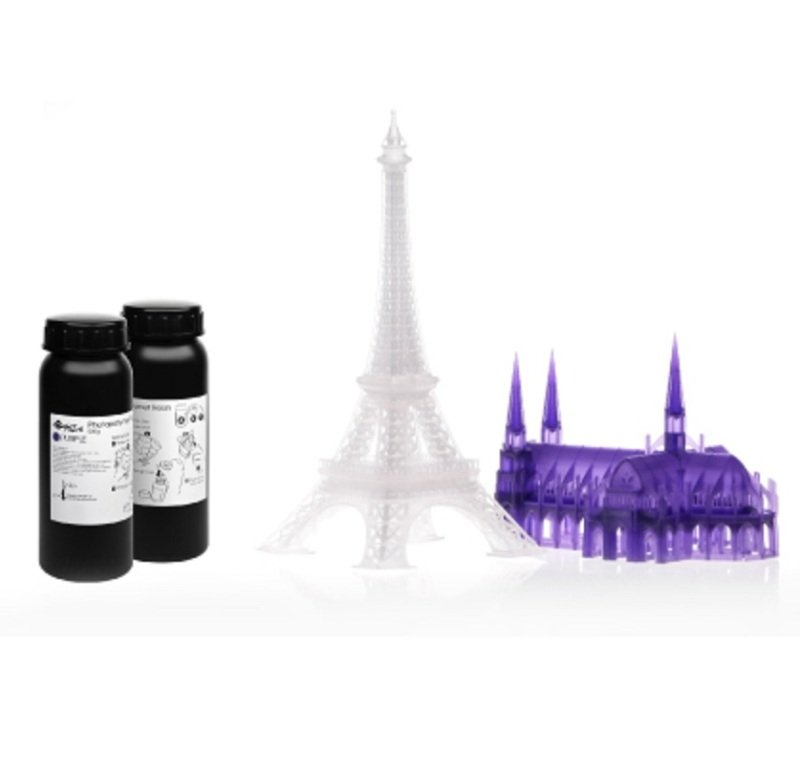 XYZ Nobel Superfine Purple Resin