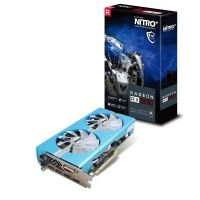 SAPPHIRE NITRO+ Special Edition Radeon RX 580 8GB Graphics Card