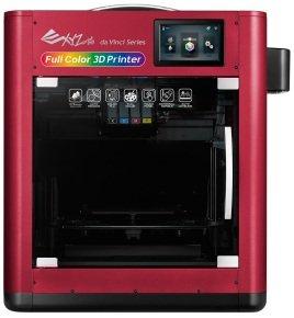 XYZ Da Vinci Colour Wireless Full Colour 3D Printer