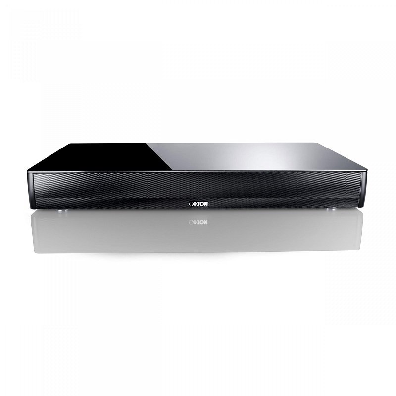 Canton Dm75 Soundbase- Black Glass