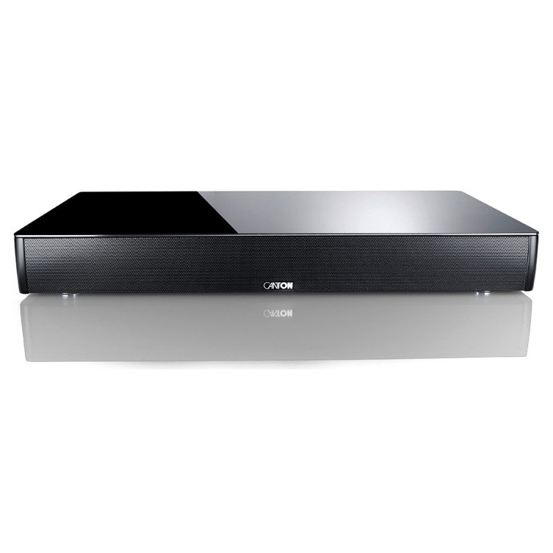 Canton Dm55 Soundbase - Black Glass