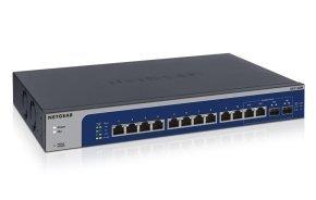 Netgear 12-Port 10-Gigabit/Multi-Gigabit Ethernet  Smart Managed Plus Switch