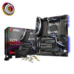 MSI Intel X299 GAMING PRO CARBON AC Gaming Motherboard...