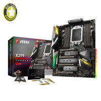 MSI AMD X399 GAMING PRO CARBON AC Gaming Motherboard