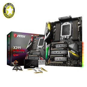 MSI AMD X399 GAMING PRO CARBON AC Gaming Motherboard...