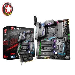 MSI Z370 GODLIKE GAMING DDR4 Socket 1151 E-ATX Motherboard...