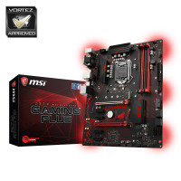 MSI Z370 GAMING PLUS Socket LGA 1151 DDR4 ATX Motherboard